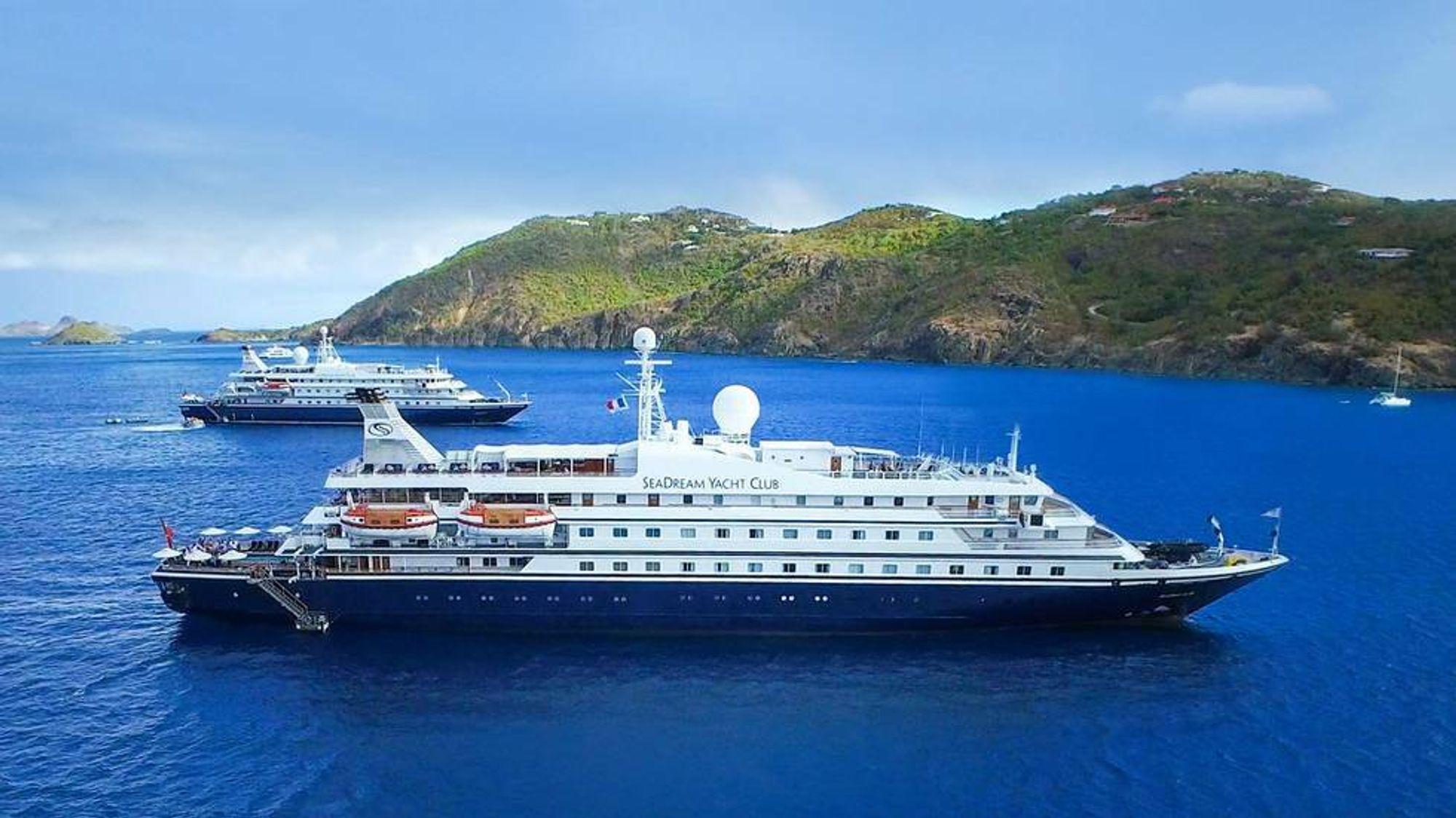 Atle Brynestads rederi Seadream Yacht Club vil bruke de to 35 og 36 år gamle Seadream I og Seadream II til norske fjordcruise. Nektes å seile inn i Verdensarvhfjordene.
