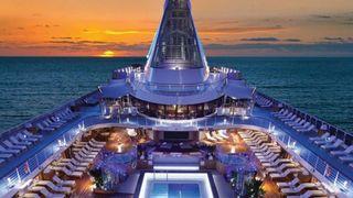 Hun leder ett av verdens mest kjente designselskaper for cruiseskip: – Industrien må endre seg