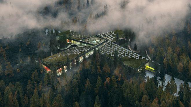 Bygger verdens mest miljøvennlige og moderne møbelfabrikk på Magnor - langt til skogs