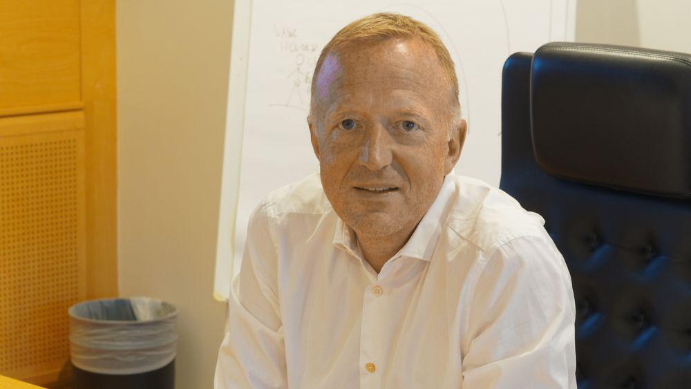 Harald V. Nikolaisen venter at digitale tvillinger blir tatt i bruk i stor skala i løpet av de neste tre årene. Likevel advarer han mot å digitalisere seg ut i meningsløshet.