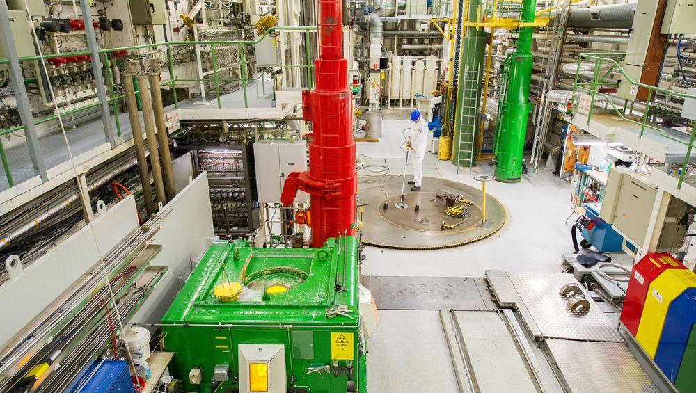 Rådata fra måleutstyr i Haldenreaktoren ble manipulert.