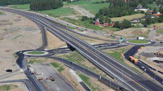 I dag åpner 18 kilometer ny E6 gjennom Innlandet