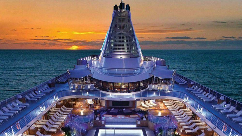 Innbydende cruiseskip. Bransjen må tenke nytt i post-koronatider, tror designerne i YSA Design.