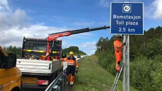 I dag fjernes Norges siste bemannede bomstasjon. Nå har hele landet Autopass