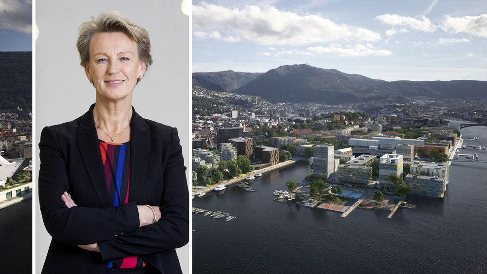 Vi må slutte å bygge infrastruktur som er basert på fastlåste samfunnsstrukturer og gamle vaner, mener  Elisabeth Heggelund Tørstad.