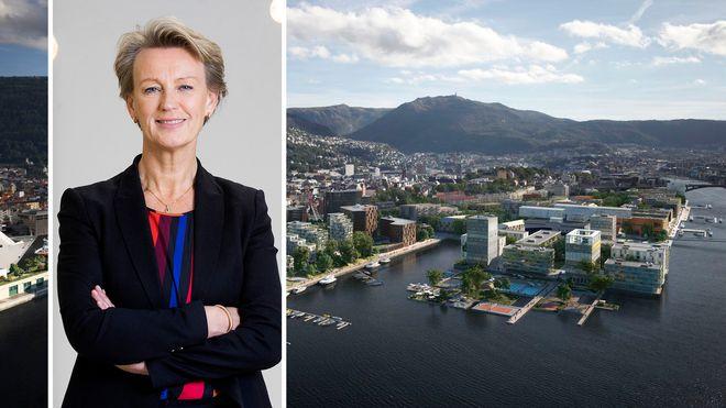 Elisabeth Heggelund Tørsdad Asplan Viak sommerintervju korona klima teknologi byggenæringen