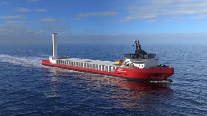 Bulkskip på hydrogen i 2023 – kan være en «game changer» innen shipping