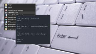 Autohotkey er et kraftig skriptverktøy for Windows, som for eksempel lar deg definere hurtigtaster for funksjoner du bruker mye.