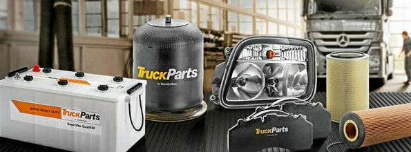 Bertel O. Steen introduserer TruckParts