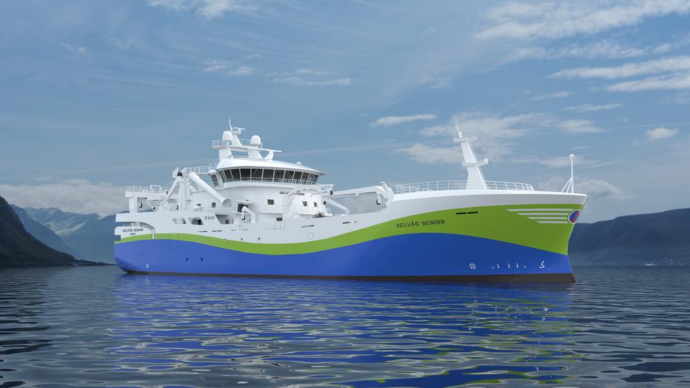 Nye Selvåg Senior blir utstyrt med nyvinninger for å kutte drivstofforbruk og klimagassutslipp.