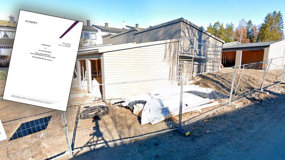 Et krav på 18 millioner er ventet fra Smedsrud Grendelag, som på grunn av mange feil ser seg nødt til å rive garasjene Bygg Entreprenør har satt opp.