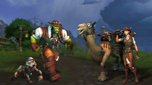Blizzard slår sammen World of Warcraft-servere med få spillere
