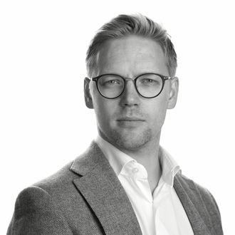 Aftenpostens utviklingsredaktør Eirik Hammersmark Winsnes.