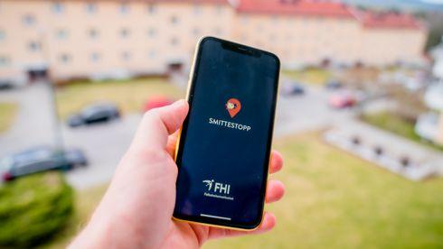 Folkehelseinstituttet står bak appen Smittestopp.