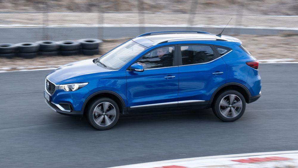 Av de nye elbilmodellene som har kommet for salg i år, er det MG ZS som har solgt mest i Norge. Men det holder ikke til en plass på Topp 10-lista over mest solgte elbiler her til lands så langt i 2020.