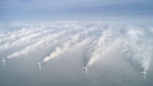 Equinor vil bygge gigantisk flytende vindkraftanlegg i Sør-Korea. Startet vindmålinger denne uken