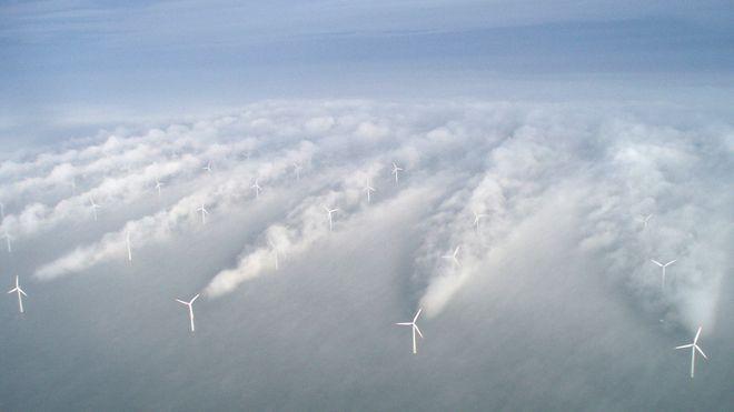 Equinor vil bygge verdens største flytende havvindparki Sør-Korea. Startet vindmålinger denne uken