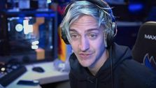 Ninja har begynt å streame på YouTube