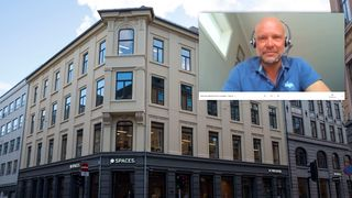 Salesforce Norges kontor på Spaces ved Kvadraturen åpner opp for flere titalls nyansatte mandag 13. juli.