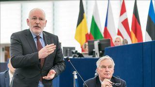 Equinor og Aker lobbet for å få EU til å definere blått hydrogen som rent. De mislyktes
