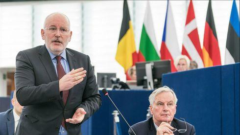 Equinor og Aker lobbyerte for å få inn blått hydrogen i EU-strategi