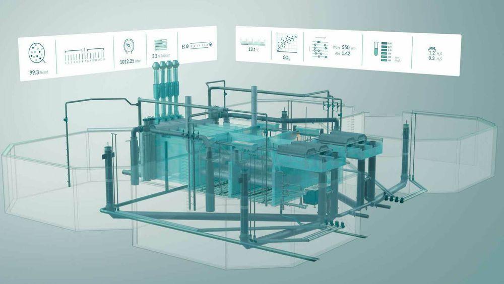 50-70 anlegg i Norge: Det er stor kompleksitet i et resirkuleringsanlegg, med mange variabler å holde styr på.