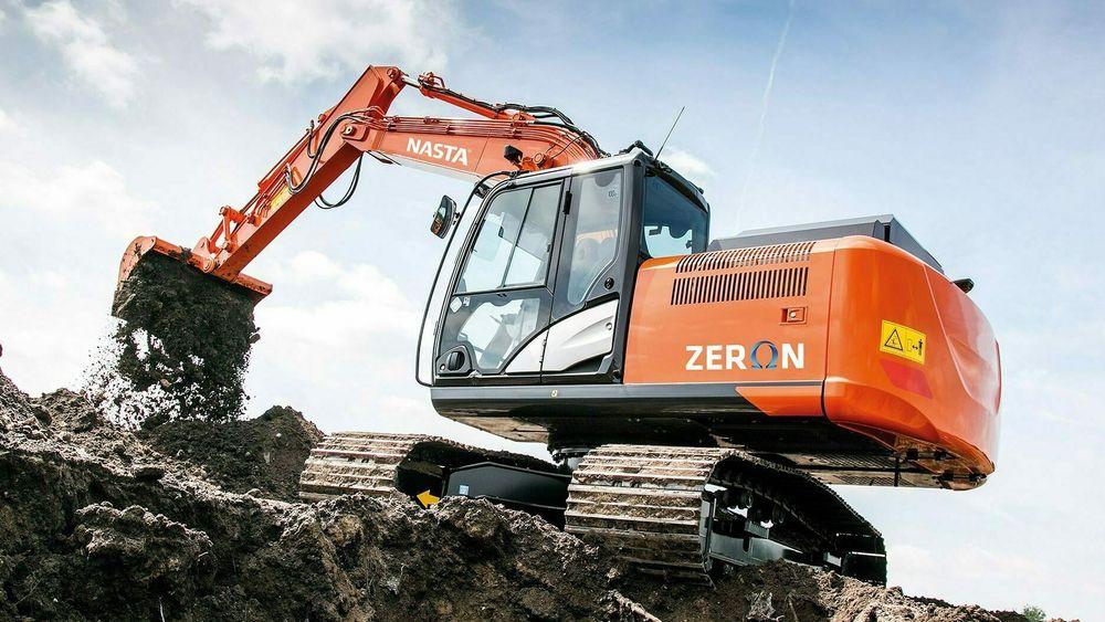 Den elektrisk drevne gravemaskinen Zeron fra Nasta ble brukt da Oslo kommune hadde utslippsfri byggeplass i sentrum i fjor. Flere kommuner og statlige etater må kreve utslippsfri bygging som standard, så sant det er praktisk mulig, skriver TUs redaktør i denne kommentaren.