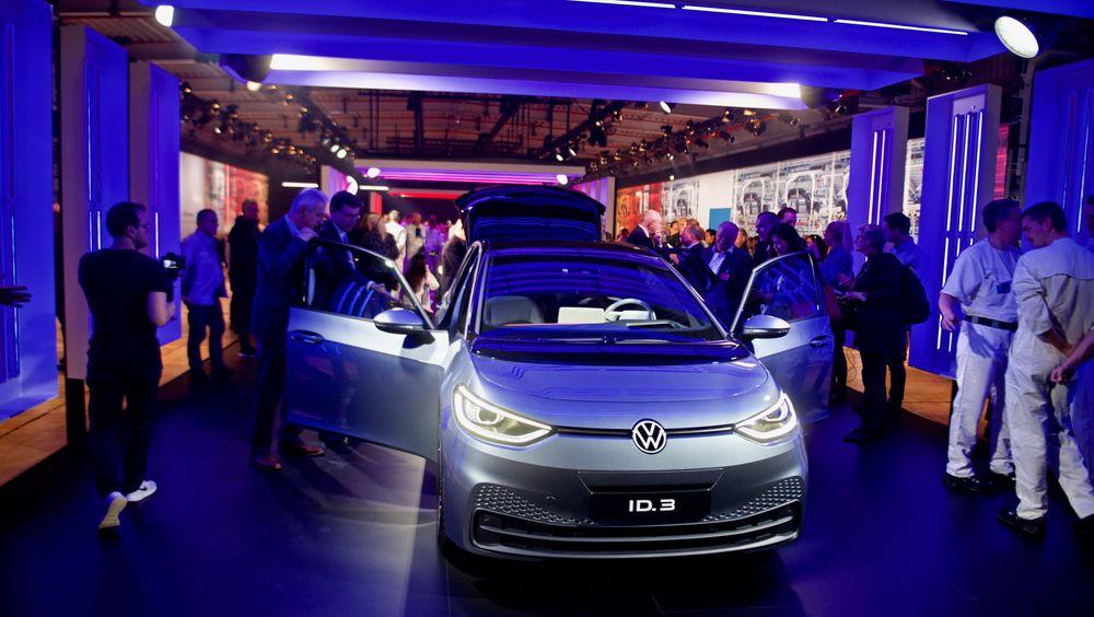Volkswagens Car.Software.Org er ansvarlig for utvikling av programvare til blant annet de nye ID-modellene.