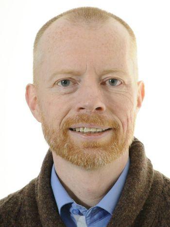 Mike Andersen, leder DSS (Departementenes sikkerhets- og serviceorganisasjon) CERT