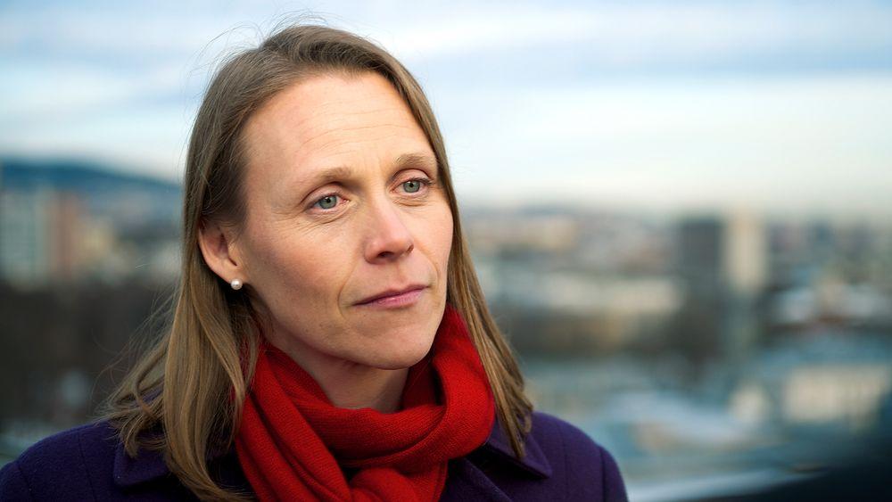 Lise Lyngsnes Randeberg nyanserer bildet før årets lønnsforhandlinger. Alt er ikke så mørkt som arbeidsgiverforeningene skal ha det til, ifølge Tekna-presidenten.