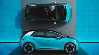 Åpner for vanlig bestilling av Volkswagen ID.3:Tilbyr sju utgaver, inkludert det største batteriet