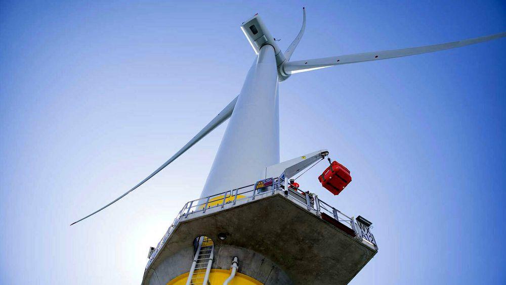 Aldri før har det vært investert så mye i havvind, som i år, viser ny rapport fra Bloomberg New Energy Finance.