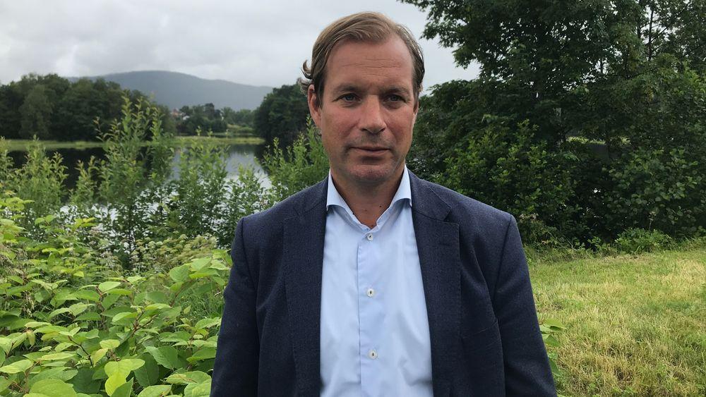 Joachim Nielsen står bak Proximar Seafood og planene om landbasert oppdrett i Japan.