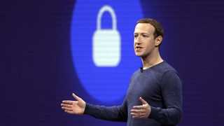 Facebooks toppsjef Mark Zuckerberg