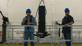 Norsk Doppler-sensor ble brukt til orkanmåling i USA. Nå skal den finne krill