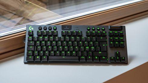 Mus og tastatur Gamer.no