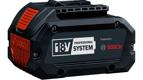 Bosch kupper batteristandarden for verktøy