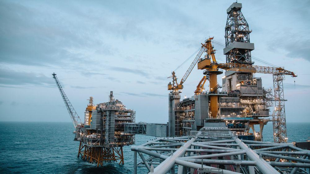 G20-landene – og Norge – satser langt mer på fossilt brensel i krisepakkene uner korona, enn på fornybar energi. Illustrasjonsbilde fra Johan Sverdrup.
