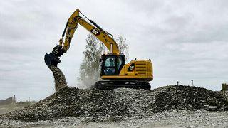Krav fra offentlige utbyggere utløser kjøp av elektriske gravemaskiner