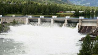 Norge har aldri produsert så mye strøm som i 2020: – Hydrologien var helt, helt ekstrem