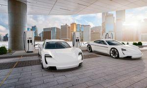 Superkompakt lynlader kan lade tre biler samtidig