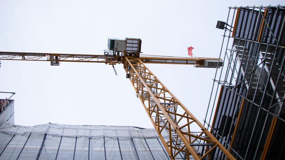 Bygge- og anleggsarbeider i Oslo er en viktig forklaring på at hovedstadens utslipp av klimagasser nå øker, mens utslippene faller ellers i landet.