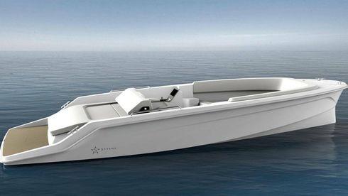 Denne norsk-svenske elbåten satser på rekkevidde – ikke på fart