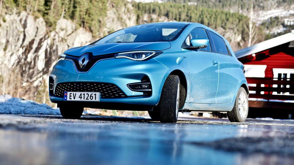 Renault Zoe er Europas mest solgte elbil gjennom tidene, men når ikke helt opp i den veldig harde kampen om å ha de aller mest fornøyde eierne.