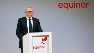 Kraftig resultatfall for Equinor:Konsernsjefen forventer fortsatt uro framover