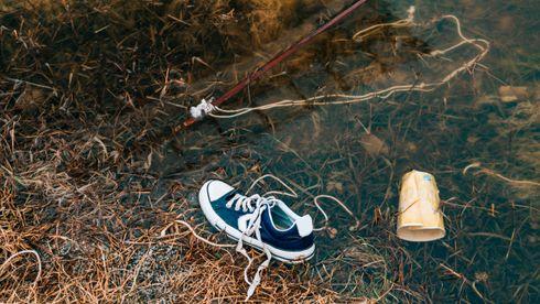 Personlig forbruk hovedkilden til forsøpling ved innsjøer og vassdrag