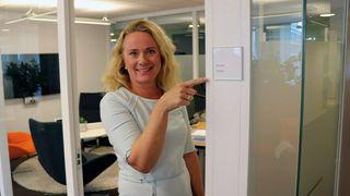 Nå er Anniken Hauglie i gang som leder for oljebransjens lobbyorganisasjon