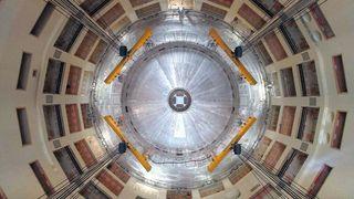 Dette skal bli den første fusjonsreaktoren som produserer netto energi