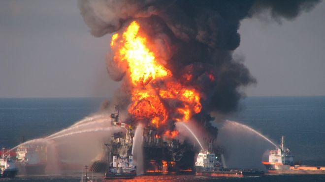 Norsk forskning frikjenner borearbeiderne på Deepwater Horizon