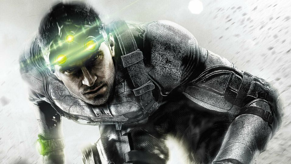 Netflix lager animert Splinter Cell-serie